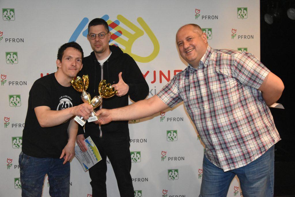 Studenci z niepełnosprawnościami walczyli w Częstochowie w Integracyjnych Mistrzostwach AZS w bilard i kręgle 7
