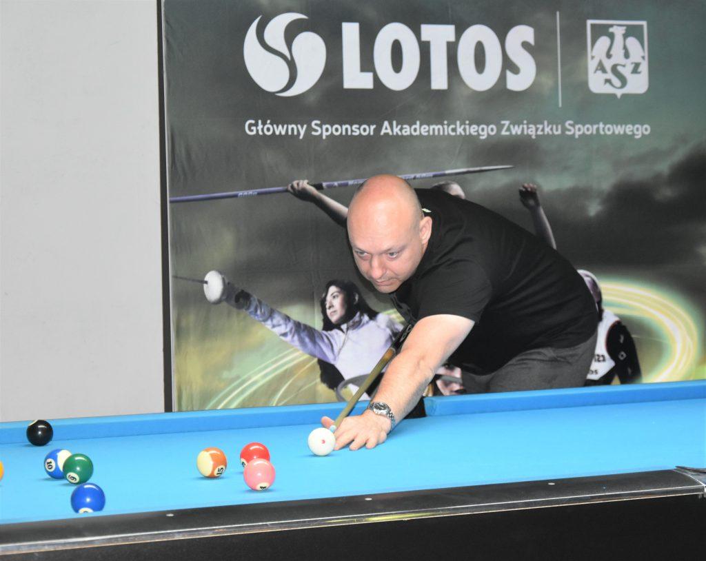 W Częstochowie trwają Integracyjne Mistrzostwa Polski AZS w bilardzie i w kręglach 6