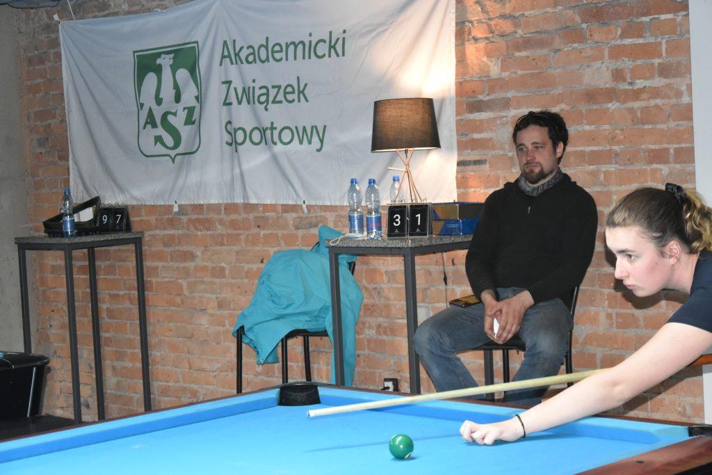 W Częstochowie trwają Integracyjne Mistrzostwa Polski AZS w bilardzie i w kręglach 1
