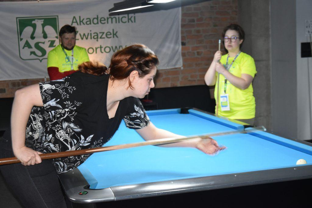 W Częstochowie trwają Integracyjne Mistrzostwa Polski AZS w bilardzie i w kręglach 4