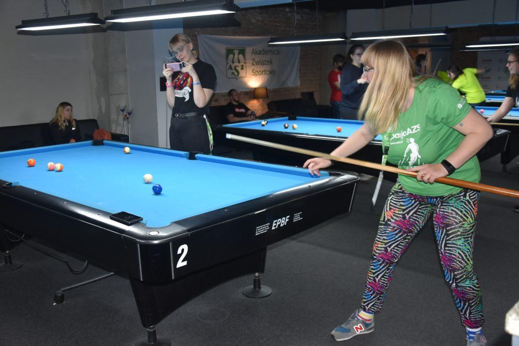 W Częstochowie trwają Integracyjne Mistrzostwa Polski AZS w bilardzie i w kręglach 3