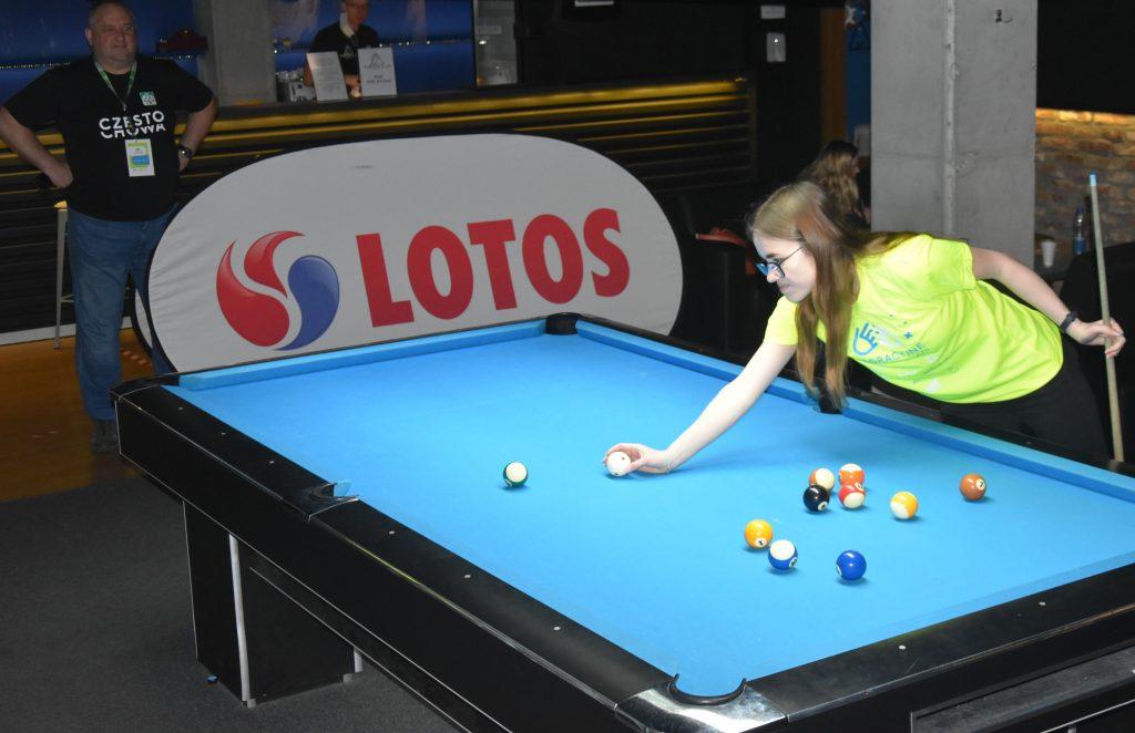 W Częstochowie trwają Integracyjne Mistrzostwa Polski AZS w bilardzie i w kręglach 9