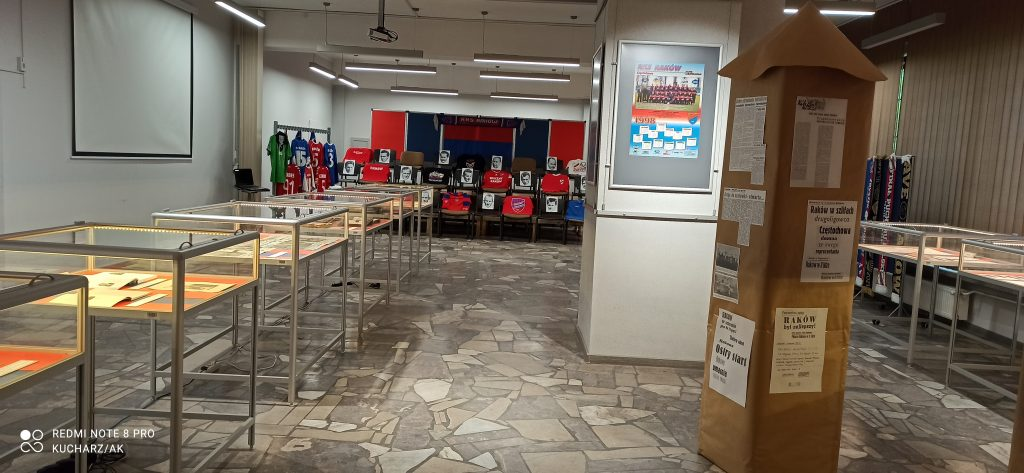 Archiwum Państwowe w Częstochowie przygotowało wystawę na 100 lat Rakowa 9