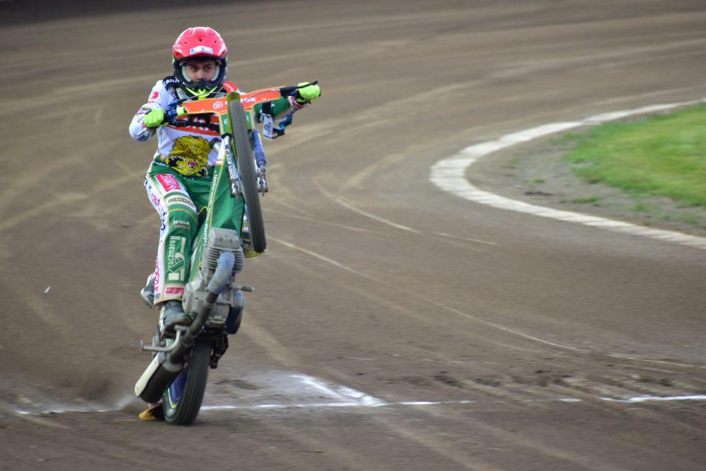 Dobry występ Miśkowiaka w finale PGE IMME. Madsen wycofał się po jednym biegu 3