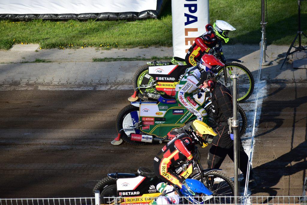 Leon Madesen z medalem w Indywidualnych Mistrzostwach Danii 1