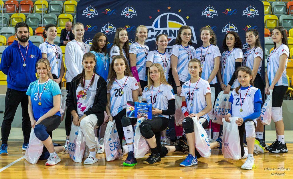 W Czanka Cup wygrały młodziczki z Poznania 1