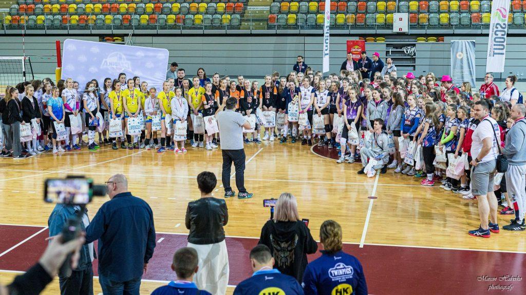 W Czanka Cup wygrały młodziczki z Poznania 2