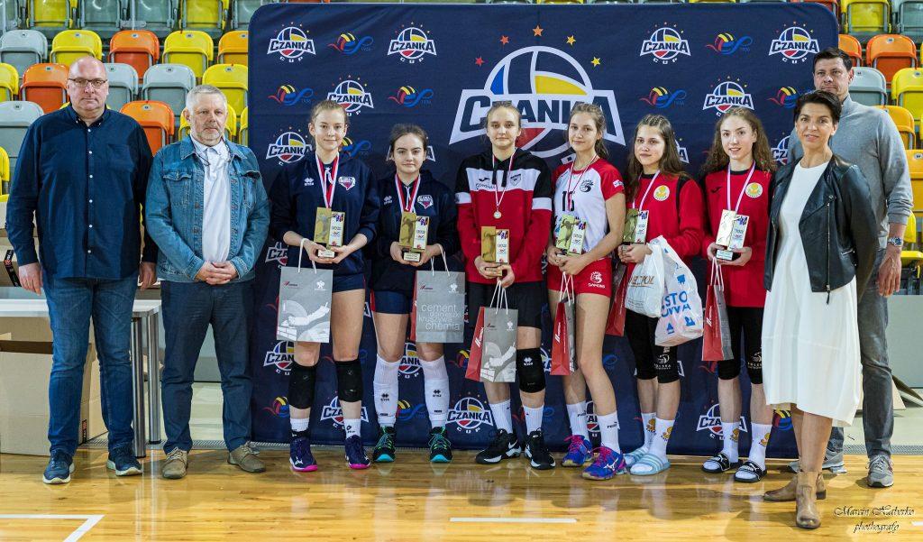 W Czanka Cup wygrały młodziczki z Poznania 3