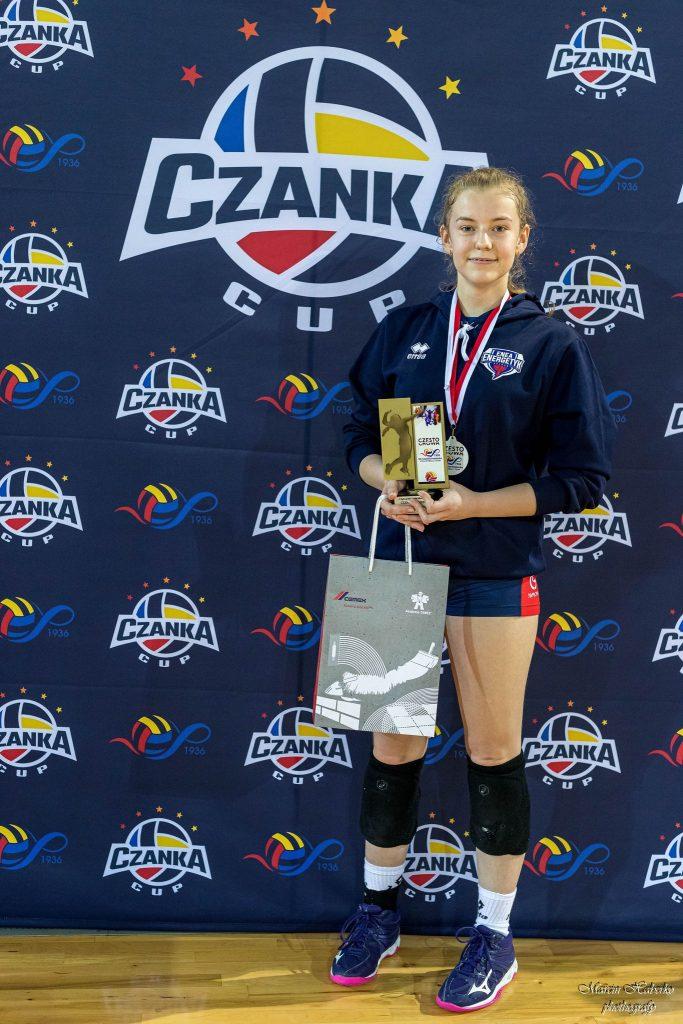 W Czanka Cup wygrały młodziczki z Poznania 4