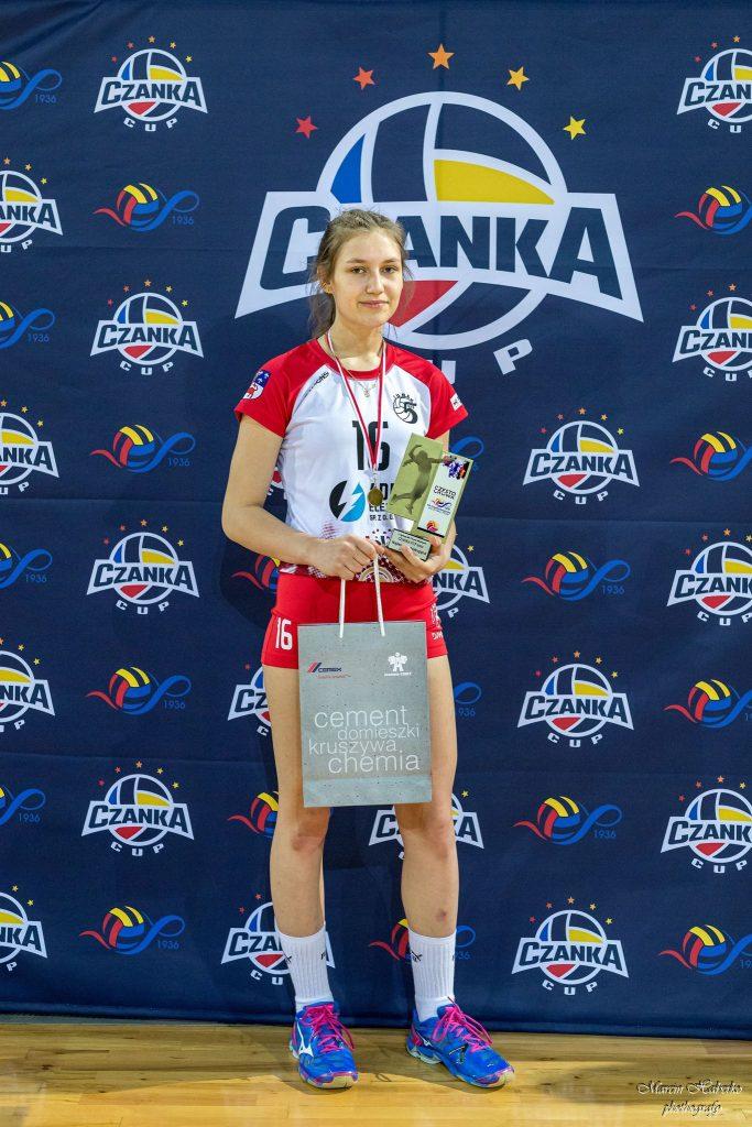 W Czanka Cup wygrały młodziczki z Poznania 5