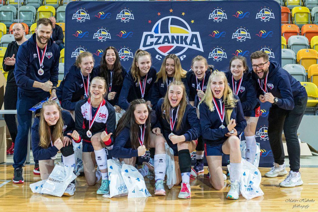 W Czanka Cup wygrały młodziczki z Poznania 6