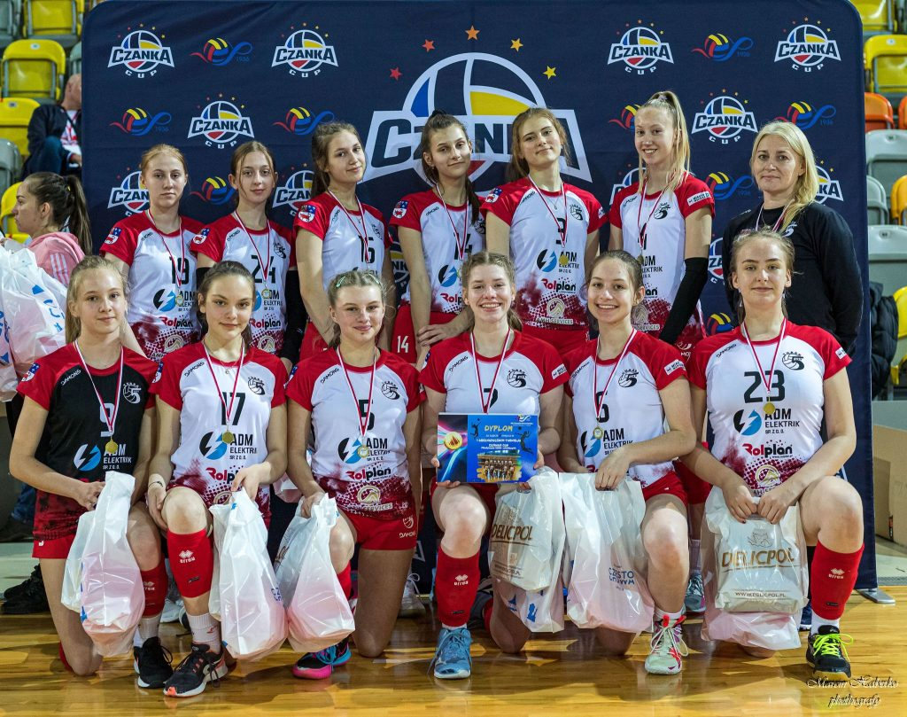 W Czanka Cup wygrały młodziczki z Poznania 7