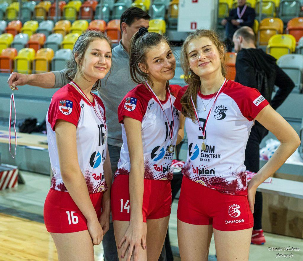 W Czanka Cup wygrały młodziczki z Poznania 8