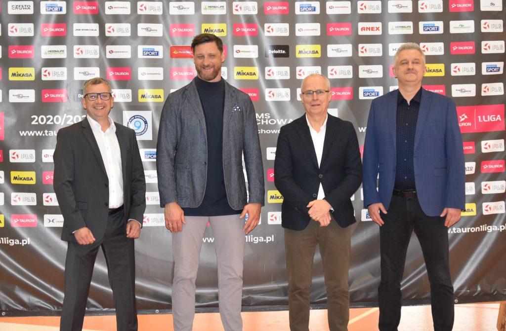 Piotr Gruszka został nowy trenerem 1-ligowego Exact Systems Norwid Częstochowa! 6
