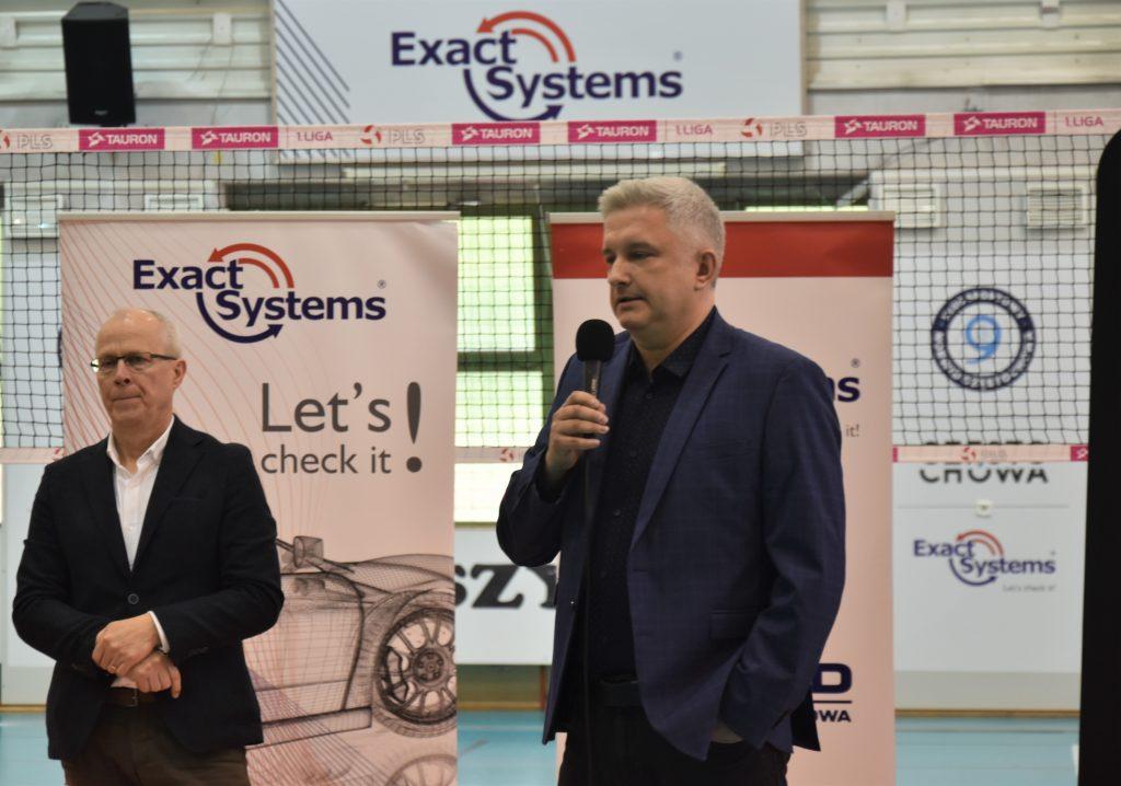 Piotr Gruszka został nowy trenerem 1-ligowego Exact Systems Norwid Częstochowa! 1