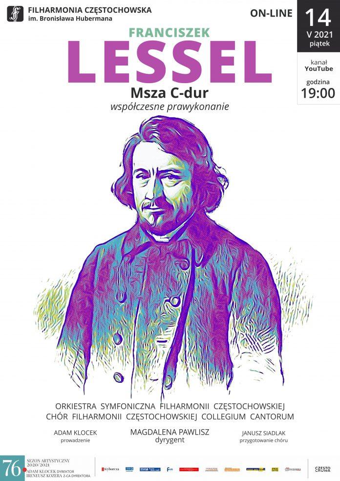 Współczesne prawykonanie Mszy C-dur Franciszka Lessela. Filharmonia Częstochowska zaprasza na koncert oratoryjny 3