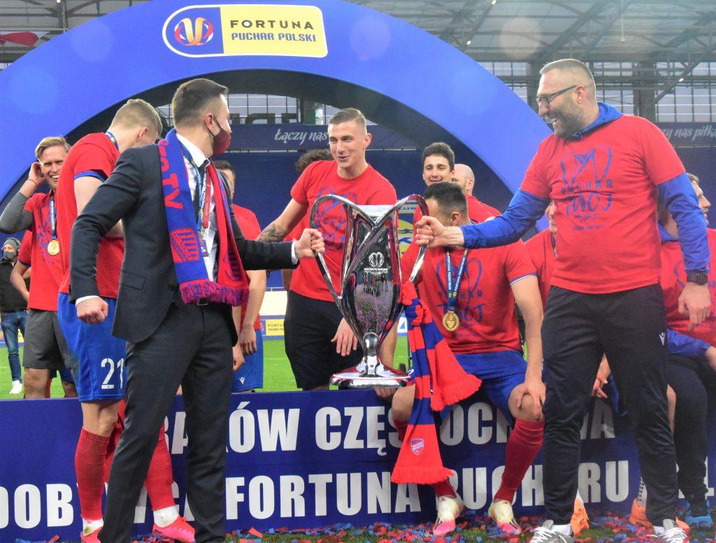 Trener Marek Papszun po cennym zwycięstwie w Mielcu: Pokazaliśmy top mentalny 3
