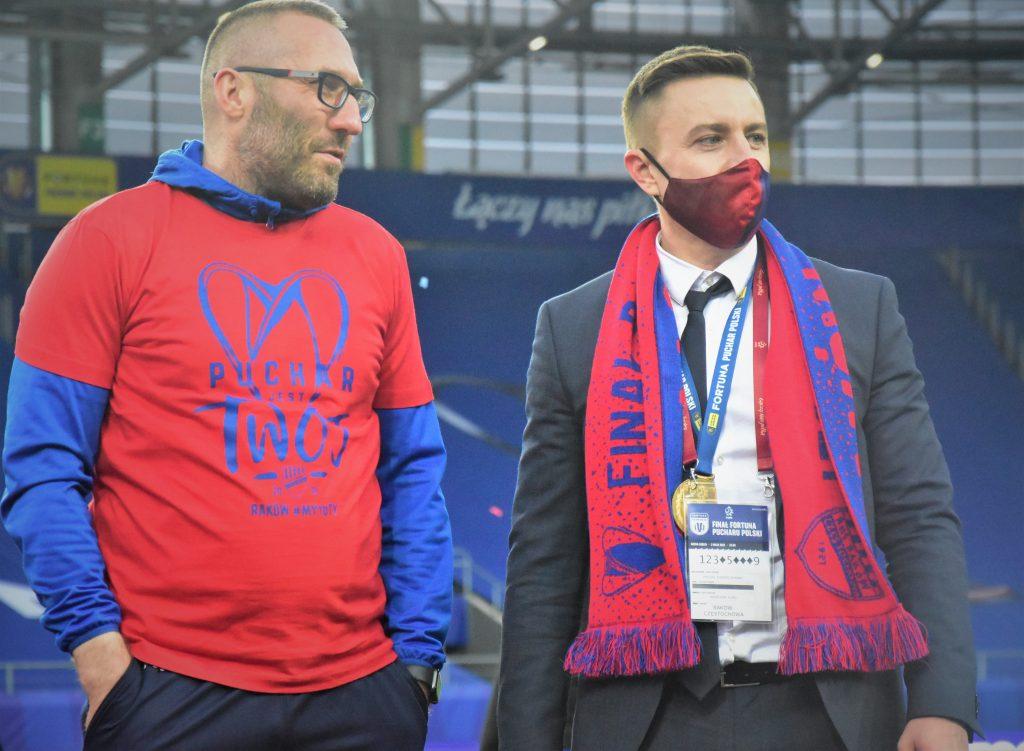 Marek Papszun przed finałem Superpucharu: Cieszymy się, że zaczynamy od takiego meczu 2