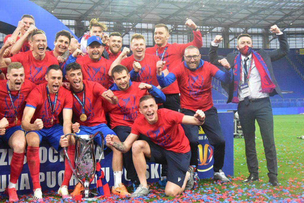 Trener Rakowa Marek Papszun po zdobyciu Pucharu Polski: To jest największy triumf w historii! 2