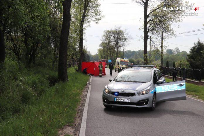 Tragiczny wypadek drogowy w Osieku. Nie żyje 68-letnia piesza 2