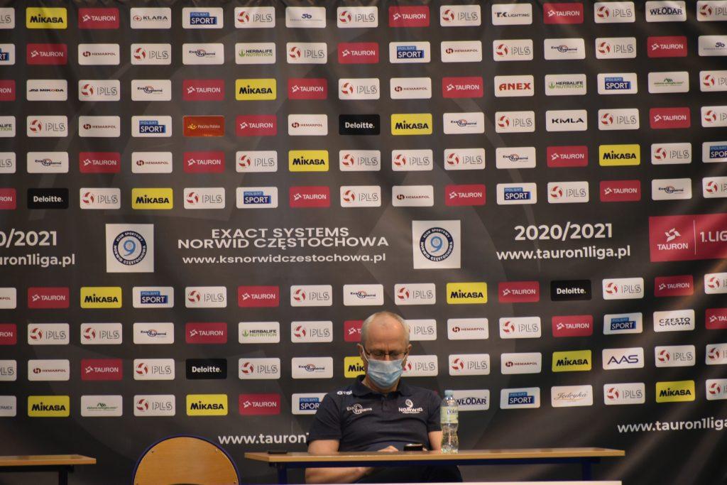 Prezes Exact Systems Norwid Częstochowa Krzysztof Wachowiak: Ten sezon był dla nas bardzo udany 1