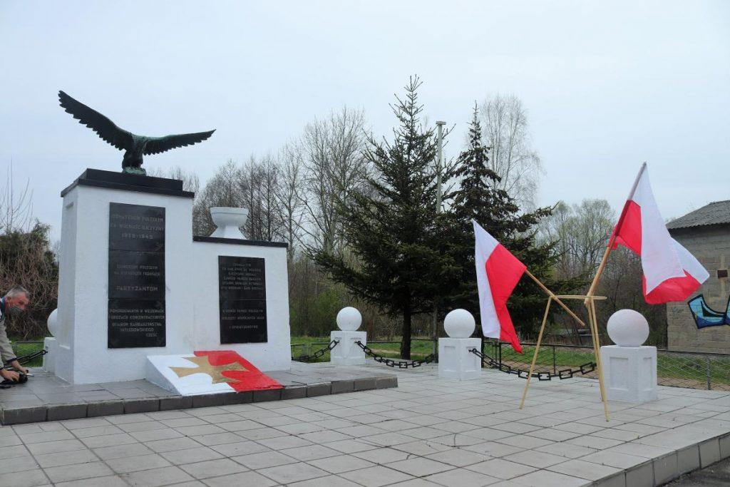 Rajd Rowerowy szlakiem miejsc pamięci w Poczesnej i Kamienicy Polskiej 1