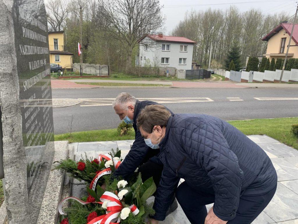 Rajd Rowerowy szlakiem miejsc pamięci w Poczesnej i Kamienicy Polskiej 7