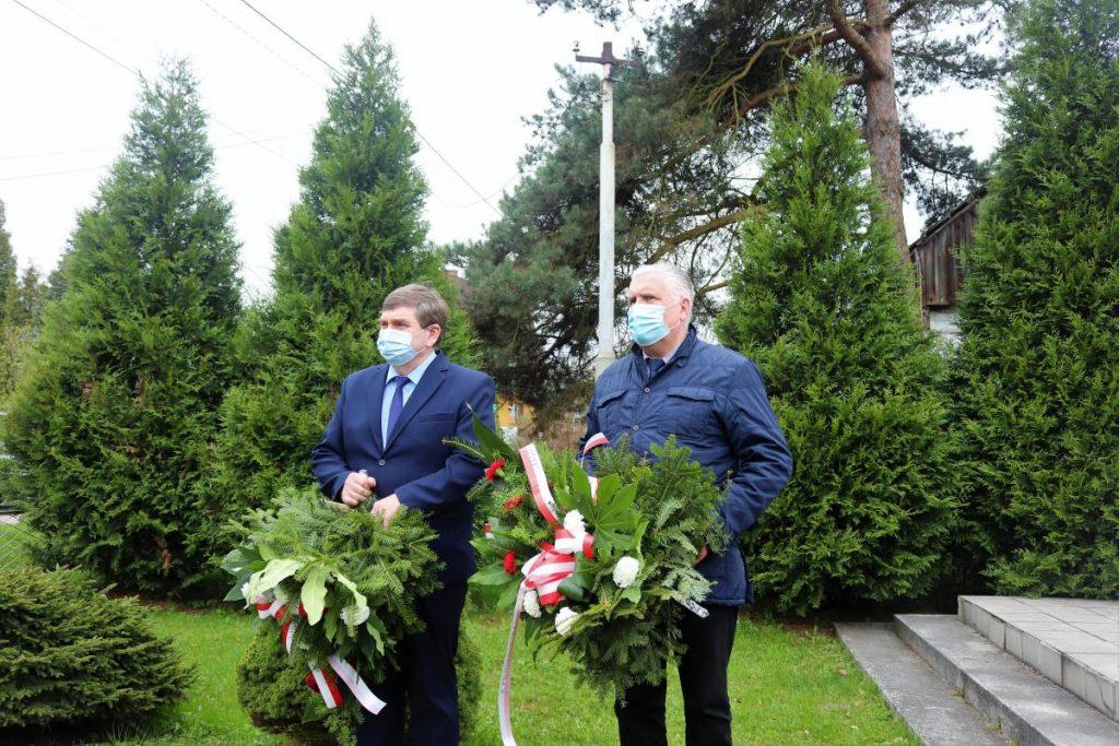 Rajd Rowerowy szlakiem miejsc pamięci w Poczesnej i Kamienicy Polskiej 10