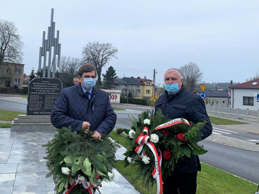 Rajd Rowerowy szlakiem miejsc pamięci w Poczesnej i Kamienicy Polskiej 5