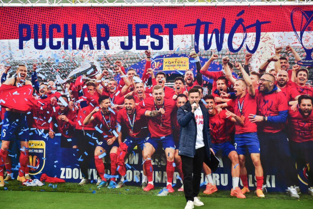 Raków zagra towarzysko na 100-lecie klubu o godz. 19:21 z węgierskim MOL Fehervar FC 1