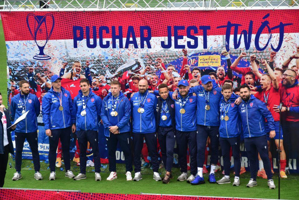 Raków zagra towarzysko na 100-lecie klubu o godz. 19:21 z węgierskim MOL Fehervar FC 2