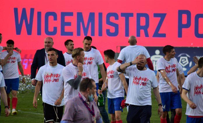 Raków wygrał w Szczecinie na zakończenie sezonu 2020/21 w PKO BP Ekstraklasie i potwierdził, że jest nieprzypadkowym wicemistrzem Polski!!! 8