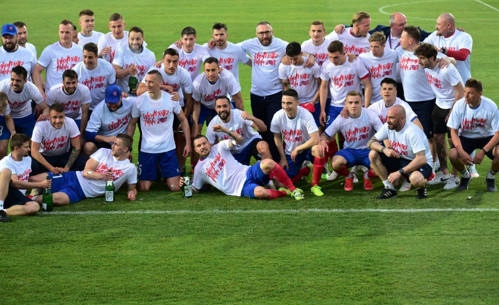 Piłkarze Rakowa rozpoczynają w Gliwicach nowy sezon 2021/22 w Ekstraklasie 8
