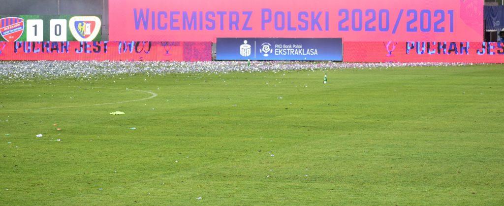 Raków Częstochowa wicemistrzem Polski!!! 25