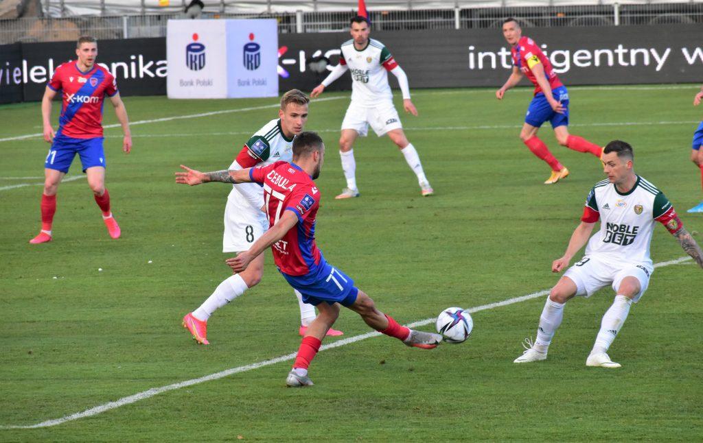 Raków zagra z drużynami z Ukrainy i Bułgarii 2