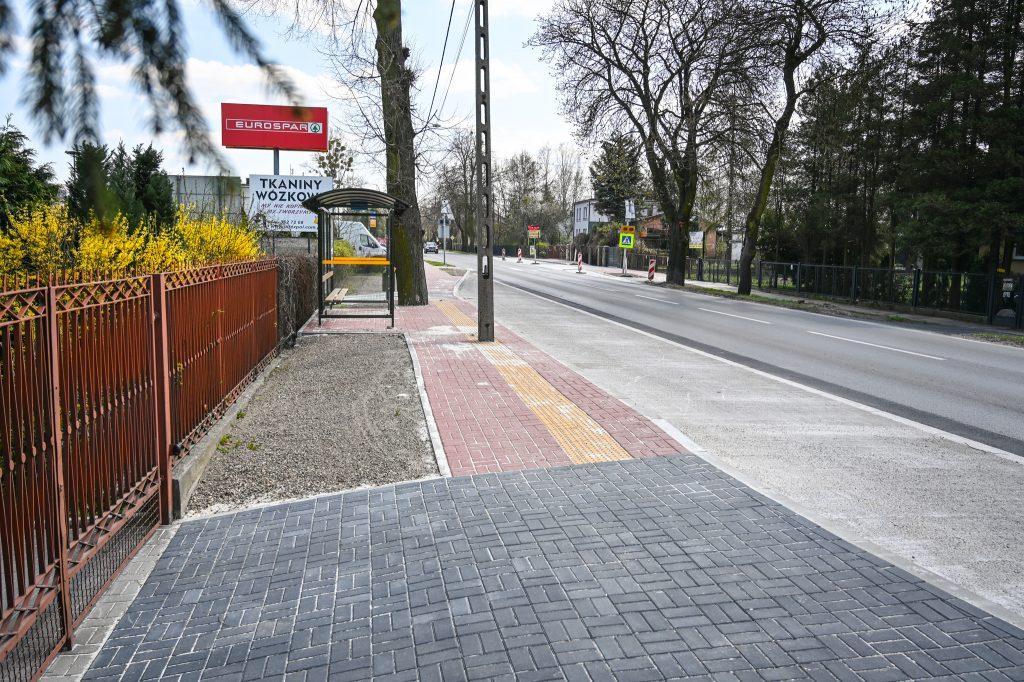 Nowe przystanki autobusowe już gotowe 2
