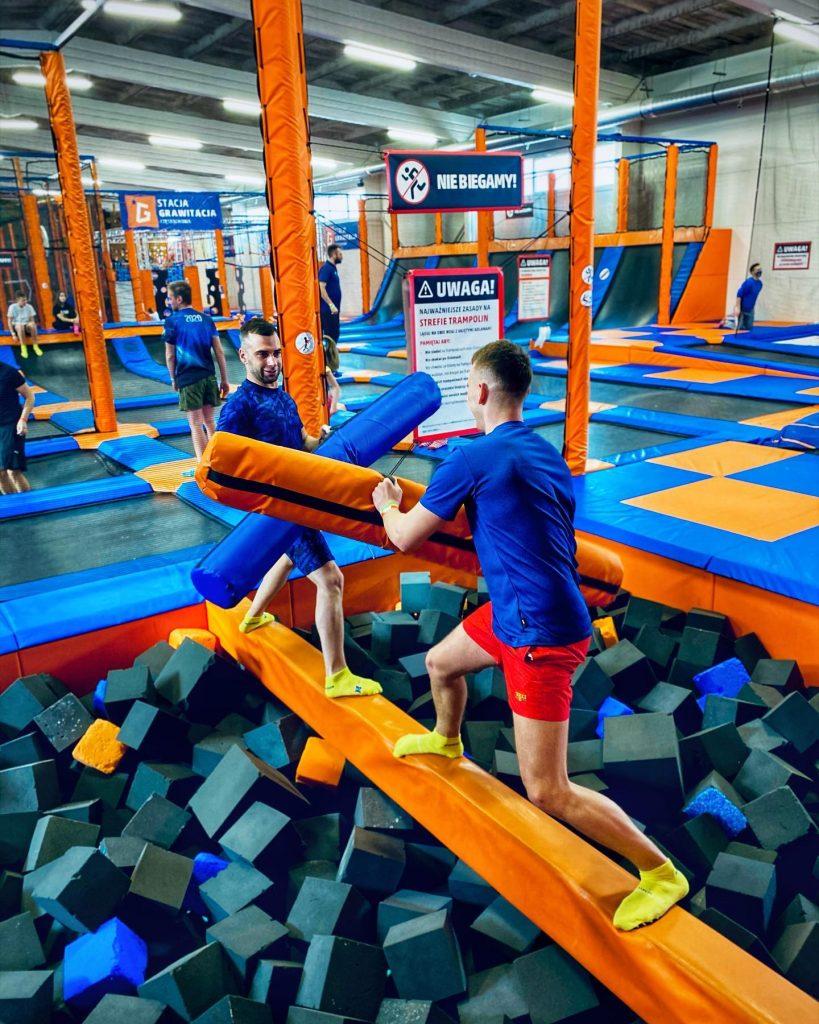 Stacja Grawitacja to więcej niż park trampolin! 5
