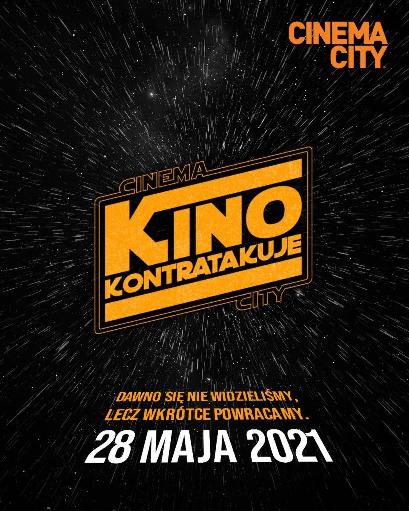 Częstochowskie kina Cinema City zapraszają widzów od 28 maja 1