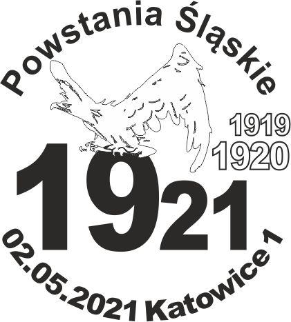 Poczta Polska wypuściła kolejny znaczek upamiętniający Powstania Śląskie. Jego oficjalna emisja ma miejsce dzisiaj, w 100. rocznicę III Powstania Śląskiego 2