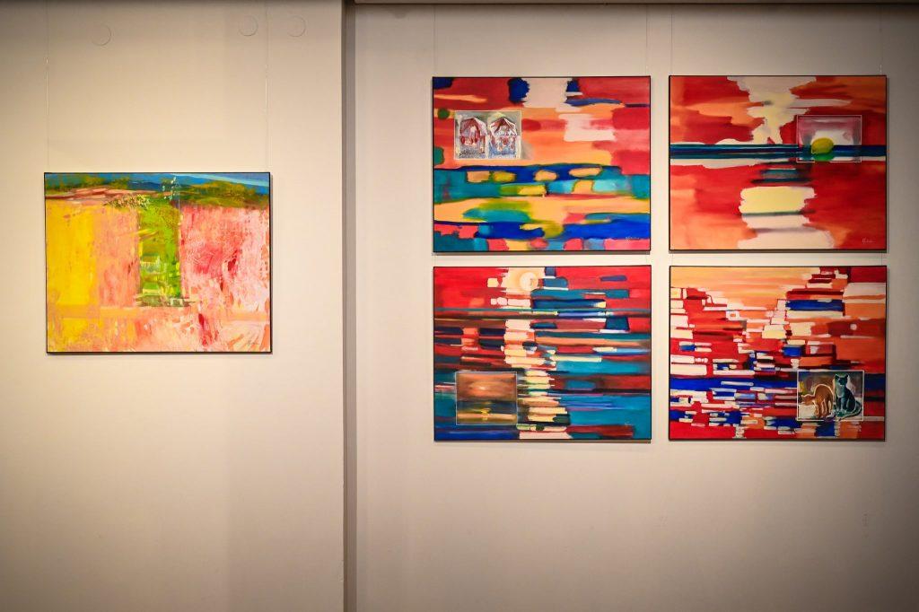OPK. Zobacz w Częstochowie wystawę Elżbiety, Lecha i Piotra Ledeckich oraz Magdaleny Kmiecik 2