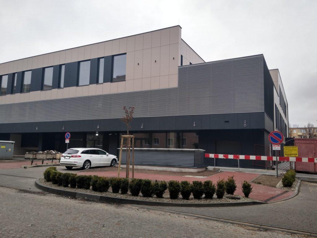 Otwarcie galerii handlowej w częstochowskich Alejach coraz bliżej 10