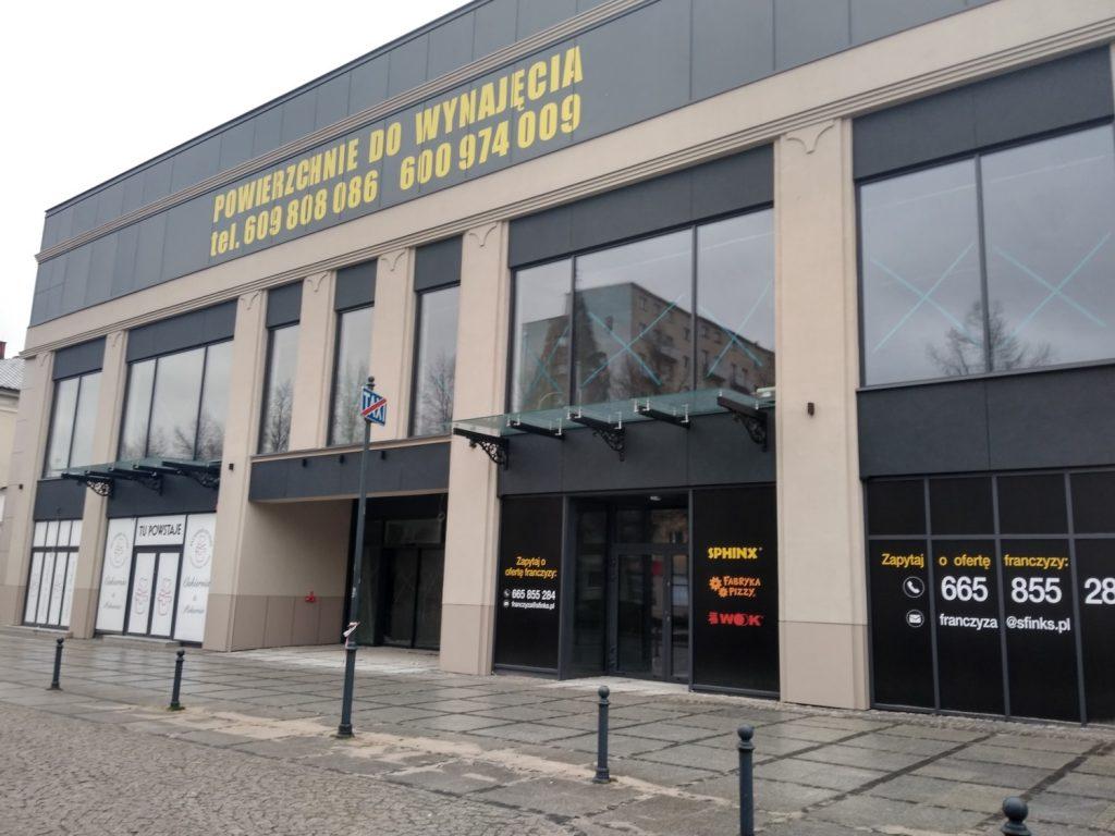 Otwarcie galerii handlowej w częstochowskich Alejach coraz bliżej 4