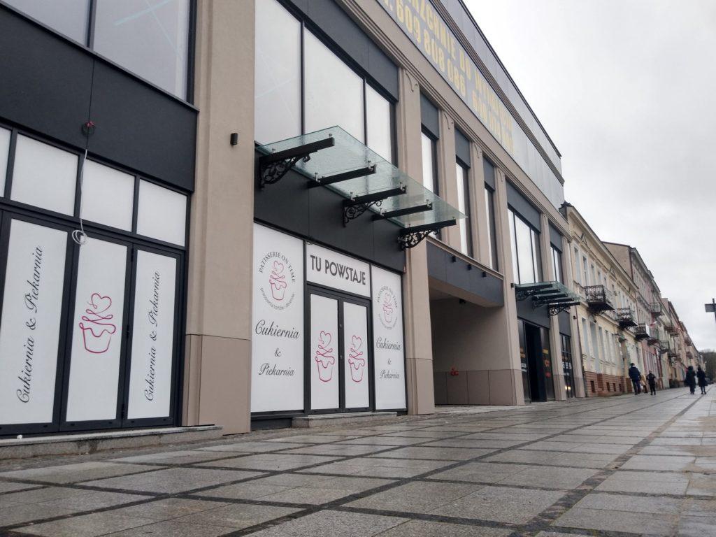 Otwarcie galerii handlowej w częstochowskich Alejach coraz bliżej 6