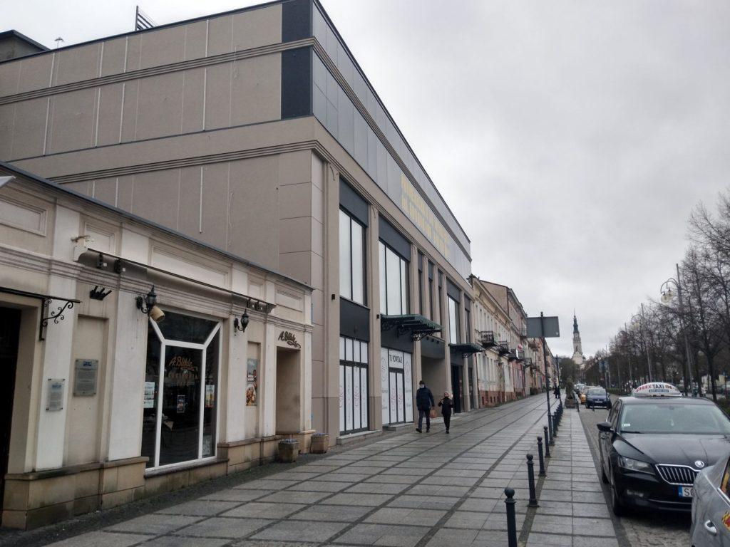 Otwarcie galerii handlowej w częstochowskich Alejach coraz bliżej 7