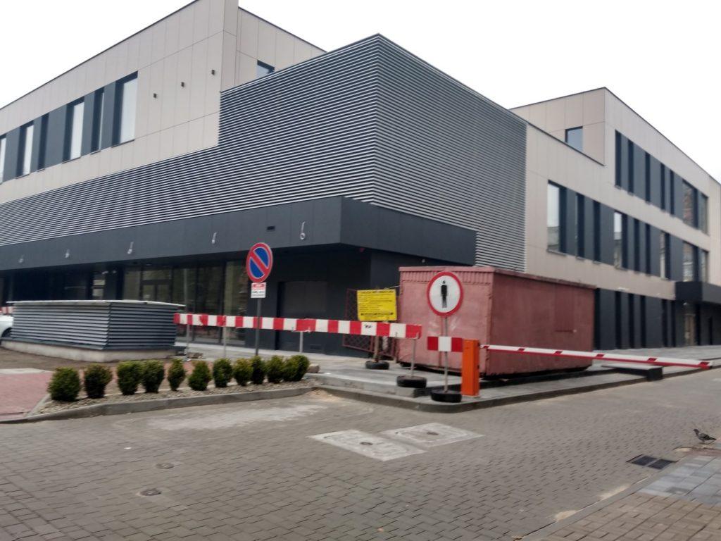 Otwarcie galerii handlowej w częstochowskich Alejach coraz bliżej 8