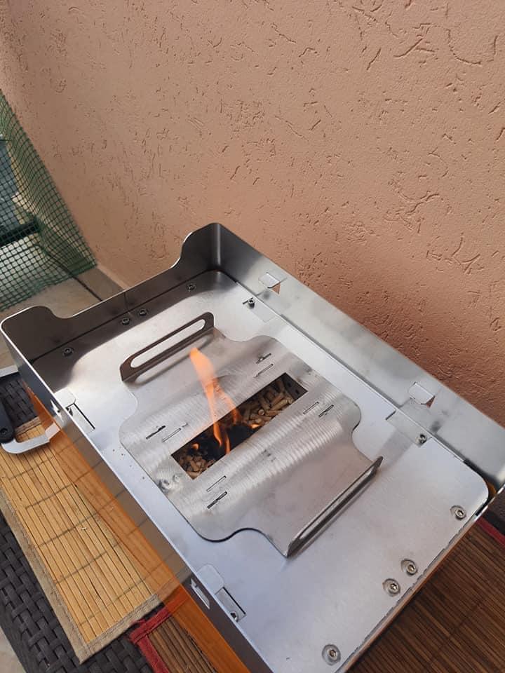 Grill na balkonie i bez dymu? To możliwe 3