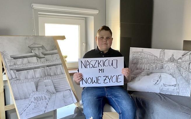Weź udział w licytacjach i pomóż Igorowi z Częstochowy. Czeka m.in. koszulka z podpisami zawodników Włókniarza 6