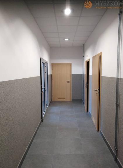 Efekty I etapu przebudowy wnętrza MDK w Myszkowie 19