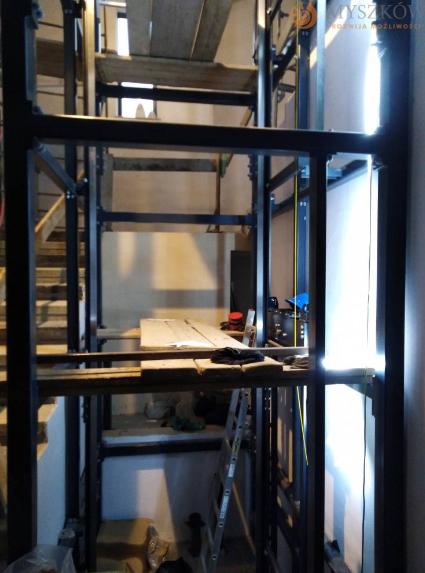 Efekty I etapu przebudowy wnętrza MDK w Myszkowie 4