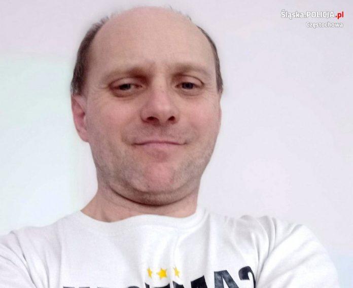 Zaginął mężczyzna, częstochowska policja prosi o pomoc 3
